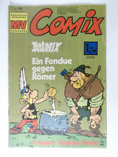 Mickyvision 1971 MV Comix Heft Nr.16 + Beilage Asterix Film ( Ehapa ) Zustand 2