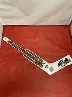 RARE GWINNETT GLADIATORS ECHL Mini Goalie Hockey Stick Ships Free