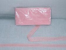 Drei Meter BAUMWOLL-BAND für Puppenkleidung  ca. 8 mm breit -40er Jahre- NEU