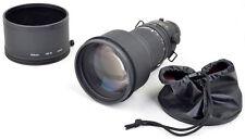 Nikon ED 300mm f/2,8 AF-NIKKOR ED with minimum fungus 100% working CONDITION B !