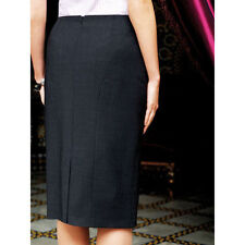 Wool Blend Business Plus Size Skirts for Women