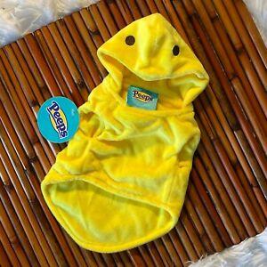 PEEPS Yellow Chick Dog Costume EASTER/Halloween- Size Medium- Free Ship
