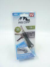 Key Organizer 12 Keys USB Card holder