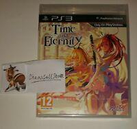 Time and Eternity JRPG ANIME MANGA PS3 New Sealed UK PAL Sony PlayStation 3