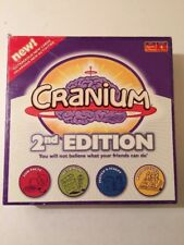 CRANIUM 2nd Edition Board Game