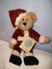 New listing Boyds Bears *St. Niklas*, Plush Santa Bear, Mint