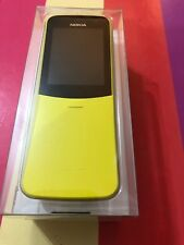 Nokia 8110 4G - 4GB - Yellow ORIGINAL (Unlocked)