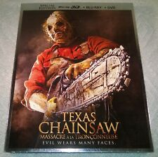 Texas Chainsaw 3D (2013, Canada) Special Edition Slipcover Only