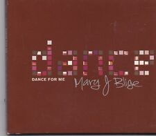 Mary J Blige-Dance For Me cd album digipack