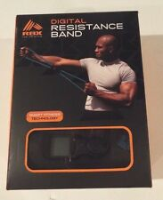Lifeworks Rbx Rf-D2906N Digital Resistance Band Blue New In Box Orig. $ 14.99