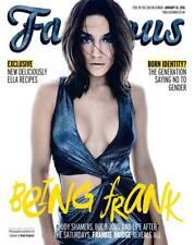 January Celebrity Fabulous Film & TV Magazines