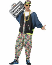 90s Hip Hop Mens Costume One Size