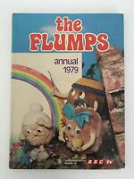 Vintage The Flumps Annual 1979 Book Only 1 Activity In Book Used Most Unused (22