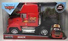 Disney Pixar Cars 1:24 Scale Die Cast Metal  Mack By Jada