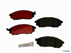 Disc Brake Pad Set-Brembo Front WD Express 520 08880 253