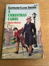 Illustrated Classic Editions: A Christmas Carol By Charles Dickens Trade Pb Book