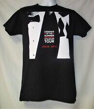 Men's Justin Jay Z Black T Shirt Size Small
