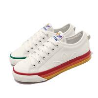 adidas Originals Nizza Pride LGBTQ Rainbow Off White Men Women Unisex EF2319