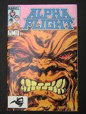Alpha Flight #10  NM 1984 High Grade Marvel Comic Book UNREAD