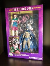 DC Comics Direct Batman The Killing Joke Action Figure Collector Set Joker Moore