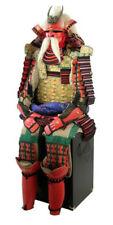 Hanwei Rüstung des Samurai-Kriegers Takeda Shingen Japanisch Lederrüstung