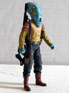 PANN DRECCO - SEISOPTO BOUNTY HUNTER - Star Wars Custom 3.75 inch Action Figure