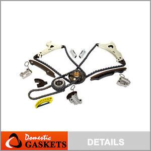 Timing Chain Kit Fits 11-15 Mercedes-Benz C300 E300 C350 E350 ML350 GLK300 3.5L