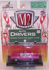 Castline M2 Machines 1:64 1969 Pontiac GTO Judge Auto Drivers Release 16