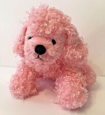 Ganz Webkinz Pink Poodle HM107 plush stuffed animal, 2006, NO CODE