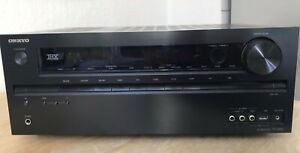 Onkyo Receiver HT-R990 THX DTS Dolby Digital + & Instruction Manual