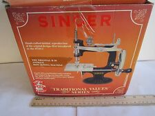 """SINGER Sewing Machine K-20 NEW 1920 S STYLE,CAST IRON,Mini 6.5""""H X7""""L Collection"""