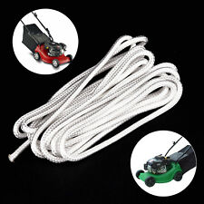 New Nylon White Pull Starter Recoil Start Cord Rope For Lawnmower Chainsaw
