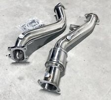 Subaru Forester (2008-2015) XT Road-spec Down Pipe Exhaust with CAT