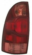 Left Tail Light Assembly - Fits 2005-2008 Toyota Tacoma Pickup Driver Side