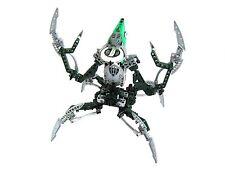 Lego 8622 Bionicle Metru Nui Nidhiki complet à 100 % de 2004