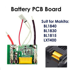 18V 3.0Ah Lithium Battery PCB Chip Board for Makita BL1840 BL1830 BL1815 LXT400
