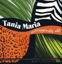 Tania Maria - Outrageously Wild [New CD]