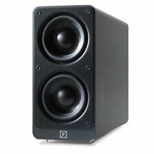 More details for q acoustics q2070si - active powered subwoofer 150w graphite  b3 grade