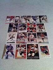 *****Steve Thomas*****  Lot of 85+ cards.....43 DIFFERENT / Hockey