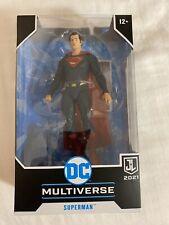 McFarlane DC Multiverse Justice League DL 2021 Superman Target Exclusive