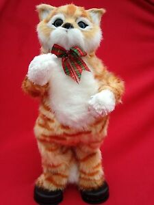 New Dancing, Singing Cute Cat Toy Gift - Very Funny & Beautiful Cat - Ideal Gift