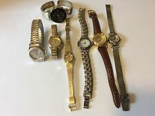 ladies watch lot all brand names with new batteries