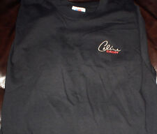 Celine Dion Falling Into You Tour Concert T Shirt 1997 Xl Unused Embroidered