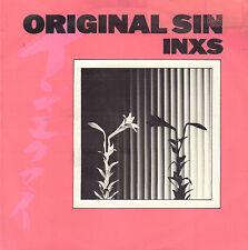"INXS – Original Sin (1983 VINYL EP 7"" HOLLAND)"