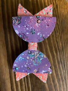 4 inch Jellyfish Hair bow With Clip