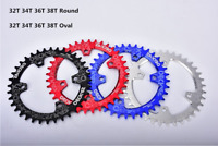 Bike Chainring Round Oval Chainwheel 96BCD Disc For SLX M7000 XT M8000 XTR M9000