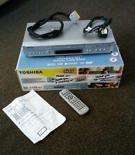 Toshiba SD-220E LETTORE DVD CON SCATOLA ORIGINALE-OTTIME CONDIZIONI-che cosa HIFI vincitore