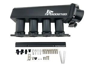 Intake Manifold Kit for Mitsubishi Evolution Lancer MR EVO 4 5 6 7 8 9 4G63 2.0L