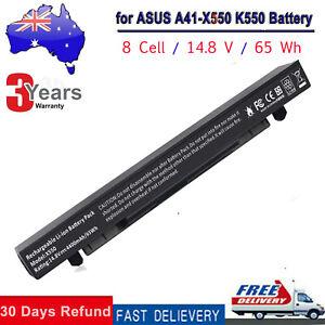 4400mAh Battery for ASUS P450V P450VB P450VC P550 P550C P550CA P550CC A41-X550A