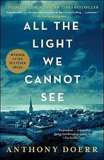 All the Light We Cannot See by Anthony Doerr (2017, Paperback)